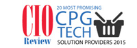 20 Most Promising CPG Tech Solution Providers - 2015